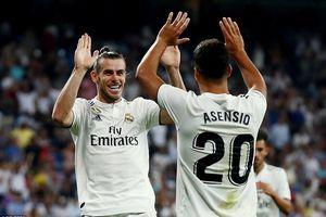 Toàn cảnh Real 2-0 Getafe: Không Ronaldo cũng chẳng sao