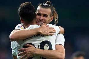 Bale ghi bàn, Real thắng dễ Getafe