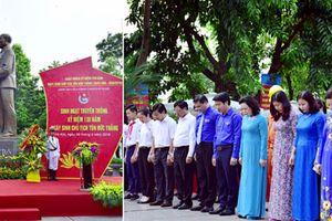 Nhiều hoạt động kỷ niệm 130 năm Ngày sinh Chủ tịch Tôn Đức Thắng