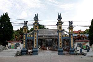 Sở VH-TT Hà Nội yêu cầu huyện Ứng Hòa đề xuất phương án xử lý đình Lương Xá