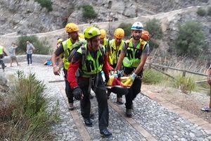 Lũ quét trong hẻm núi ở miền nam Italy, 8 người thiệt mạng