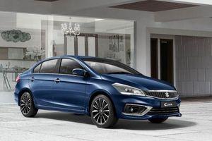 Xe giá rẻ Suzuki Ciaz 2018 chính thức ra mắt, giá từ 270 triệu đồng