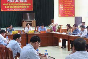 Huyện Phú Xuyên: Hòa giải dứt điểm vụ việc tại cơ sở