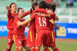 Nữ Việt Nam thua đậm Nhật Bản