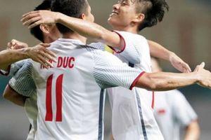 8 năm trước, Olympic Việt Nam từng hạ Olympic Bahrain 3-1
