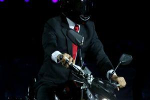 Bí mật môtô được Tổng thống Indonesia biểu diễn, khuấy động ASIAD