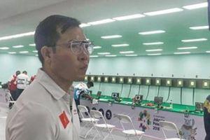 ASIAD 18: Hoàng Xuân Vinh bị loại 'sốc', HLV nói gì?