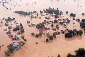 Vỡ đập khủng khiếp ở Lào: Vẫn tiếp tục dự án xây đập mới?