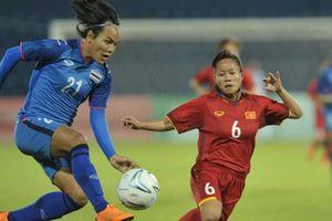 0 điểm, tuyển bóng đá nữ Thái Lan vẫn vào tứ kết