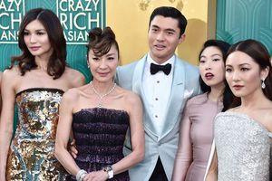 Crazy Rich Asians thống trị rạp Bắc Mỹ