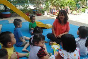 Các lớp nhà trẻ không được nhận đồng loạt trẻ vào ngày khai giảng năm học mới