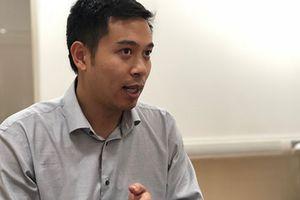 Tiến sĩ trẻ hóa giải bài toán phụ thuộc số liệu thủy văn Trung Quốc