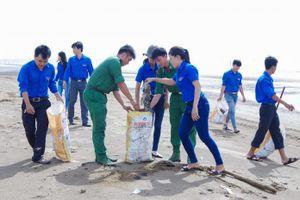 Vận động kiểm soát rác thải nhựa