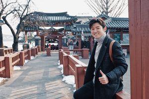 Chàng trai Việt làm đại sứ du lịch Seoul