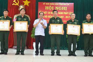 Kiến nghị hoàn thiện hệ thống pháp lý về bảo vệ biên giới quốc gia