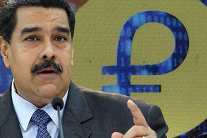 Neo buộc tỉ giá vào tiền điện tử, đồng Bolivar của Venezuela mất 96% giá trị