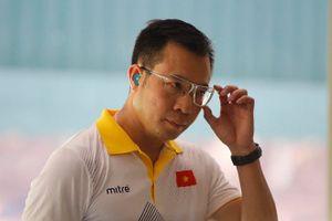 Hoàng Xuân Vinh 'trượt' nội dung từng giành HCV Olympic