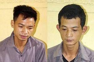 Nhóm đạo chích gây ra hàng loạt vụ trộm cắp tài sản đã sa lưới