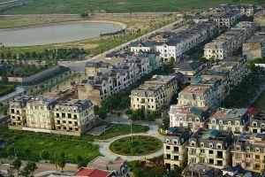 Hà Nội: Khu đô thị Dương Nội đang 'thay da đổi thịt'
