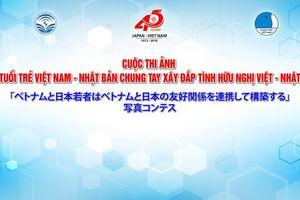 Phát động cuộc thi ảnh Tuổi trẻ Việt Nam - Nhật Bản