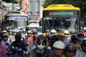 TP.HCM tăng gần 1.000 chuyến xe buýt trong dịp nghỉ lễ Quốc khánh 2/9