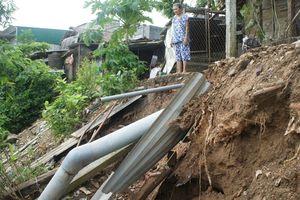 Nghệ An sau cơn lũ: Sống thấp thỏm bên bờ sông Lam