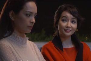 Thúy Hạnh và Mai Thu Huyền từ bạn thân trở thành tình địch trong phim mới