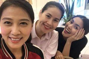 Tăng Thanh Hà hẹn hò cùng vợ Phạm Anh Khoa và hội bạn thân
