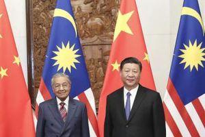Chuyến thăm điều chỉnh lại quan hệ Malaysia-Trung Quốc