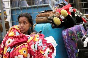 'Cường quốc Hoa hậu' Venezuela vùng vẫy vượt qua khủng hoảng