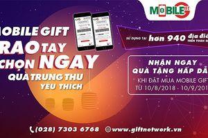 Mobile Gift - quà tặng Trung thu công nghệ số cho doanh nghiệp