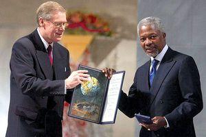 Kofi Annan - Người phấn đấu cả đời vì hòa bình thế giới