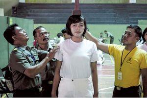 Phụ nữ Indonesia bị kiểm tra trinh tiết nếu muốn nhập ngũ