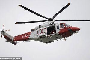 Sinh con ngay trên trực thăng ở độ cao 426m