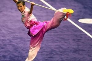 Wushu đem về hai huy chương cho đoàn thể thao Việt Nam