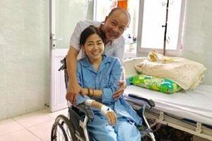 Sức khỏe của diễn viên Mai Phương rất yếu vì phải điều trị song song hai liệu trình