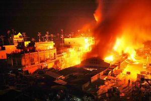 Hàn Quốc: 9 người thiệt mạng trong vụ cháy nhà máy sản xuất đồ điện tử,