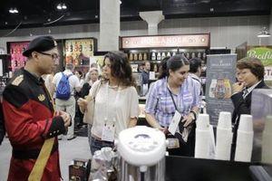 King Coffee ghi dấu ấn tại Lễ hội cà phê Coffee Fest – Mỹ