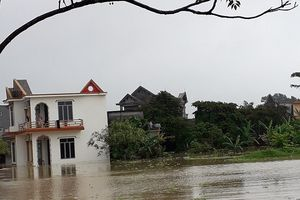 Thanh Hóa: Khẩn trương khắc phục hậu quả sau bão số 4