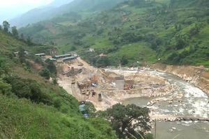 Lào Cai: Dân tố chủ đầu tư thủy điện Bản Hồ chưa đền bù đã thi công