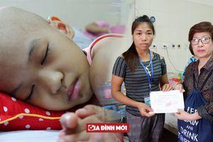 Nhói lòng câu hỏi của bé Diệu Linh: 'Con mà chết thì mẹ có sinh em bé nữa không?'