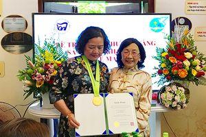 Tác giả sản phẩm nấm dược liệu giành huy chương vàng Diễn đàn Phụ nữ sáng tạo 2018