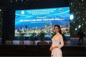 Khai mạc Liên hoan Ca múa nhạc toàn quốc - 2018 (đợt 2)