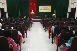 Giáo dục và Đào tạo TP Thanh Hóa quyết tâm giữ vững vị trí top dẫn đầu của tỉnh