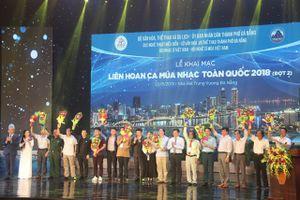 Khai mạc Liên hoan ca múa nhạc toàn quốc 2018 (đợt 2)