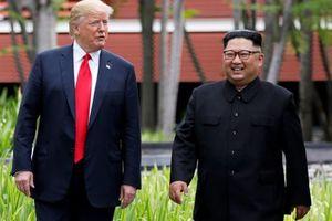 Tổng thống Mỹ D.Trump đề cập tới khả năng gặp lại nhà lãnh đạo Triều Tiên
