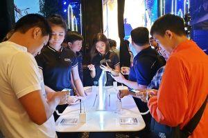 310 suất nâng cấp Galaxy Note 9 tại Thế giới di động