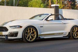 Ford Mustang phiên bản hiệu suất cao mạnh ngang Lamborghini Avantador
