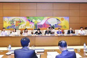 Ủy ban Tài chính – Ngân sách của Quốc hội làm việc với Đoàn Nghị sỹ Hạ viện Nhật Bản