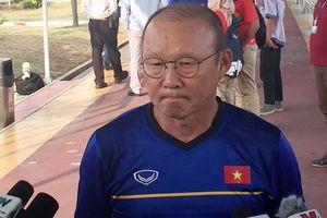 HLV Park Hang Seo phản pháo ý kiến của chuyên gia